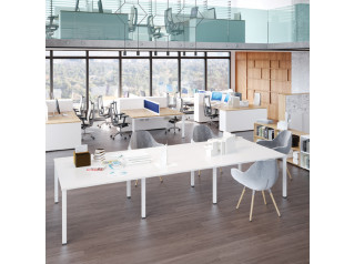 Flexido Bench Desk System