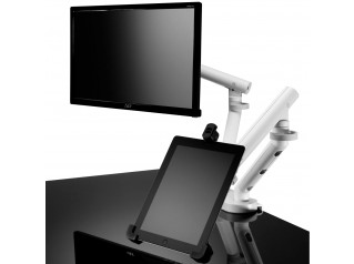 Flo Dual Monitor Arm