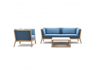 Frank Sofa and Armchair