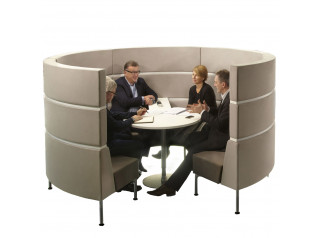 Hive Modular Workbay Sofa
