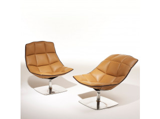Jehs & Laub Lounge Chairs