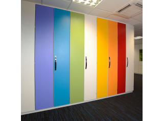 Storage Wall Cupboards