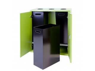 LateralFile RecycleSpace Cupboards