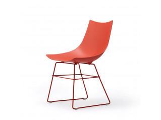 Luc Sled Base Chair