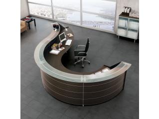 Luna Modular Reception Desks