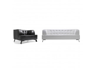 Madrigal Sofa and Armchair