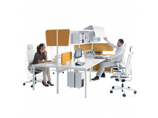 Futuro Office Bench Desks