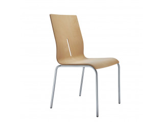Mocha Stacking Chair MM01A