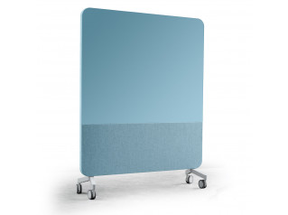Mood Fabric Mobile Whiteboard