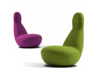 Oppo O50 Swivel Easy Chair