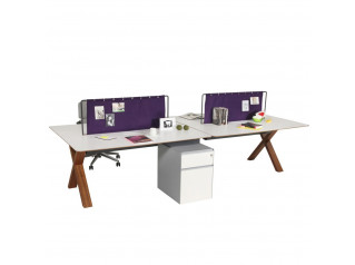 Partita Office Bench Desk