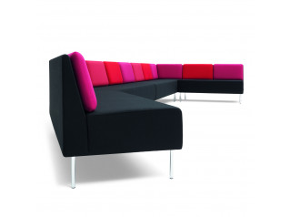 Playback Sofa and Armchair