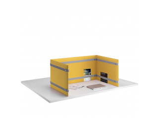 Pli Desk Divider