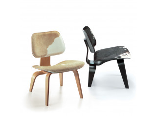 LCW Calf's Skin Plywood Chairs