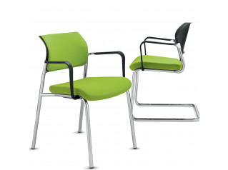 Shape Elan Visitor Chairs