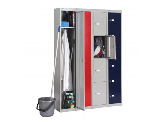 CLK Storage Lockers