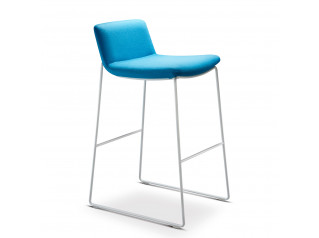 Swoosh Bar Stool