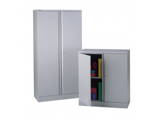 Bisley Two Door Cupboards