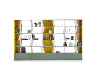 Vis Display Shelving