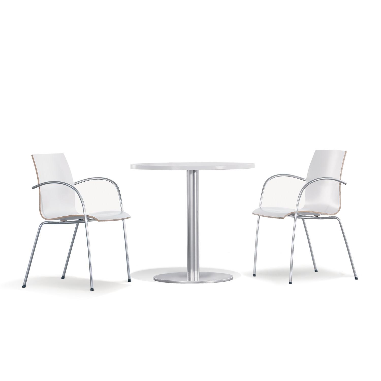 1100 Trio 4-Legged Bistro Chairs