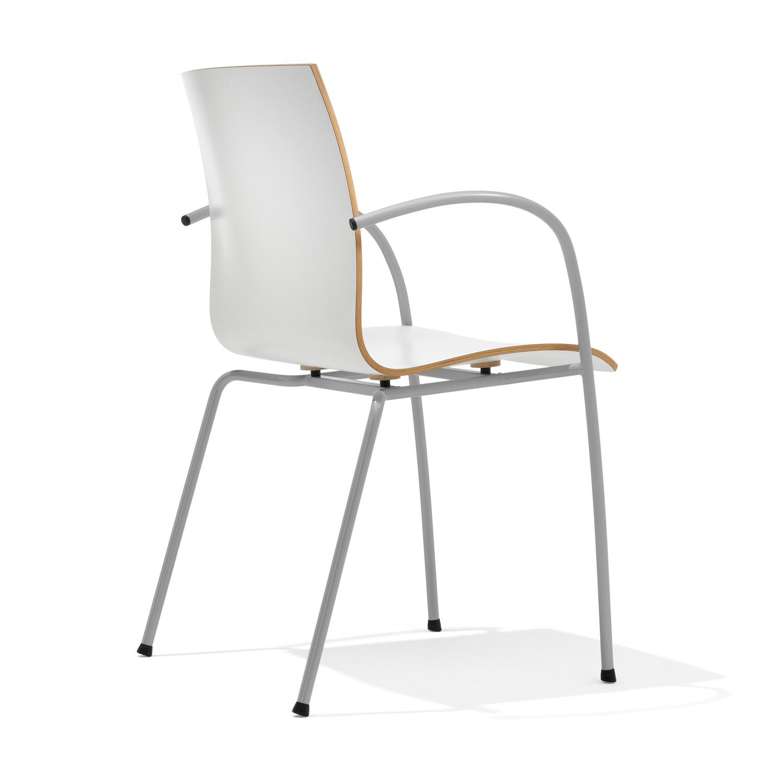1100 Trio 4-Legged Breakout Chair