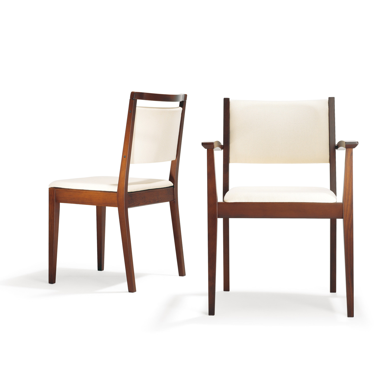 1500 Luca Upholstered Chair and Armchair