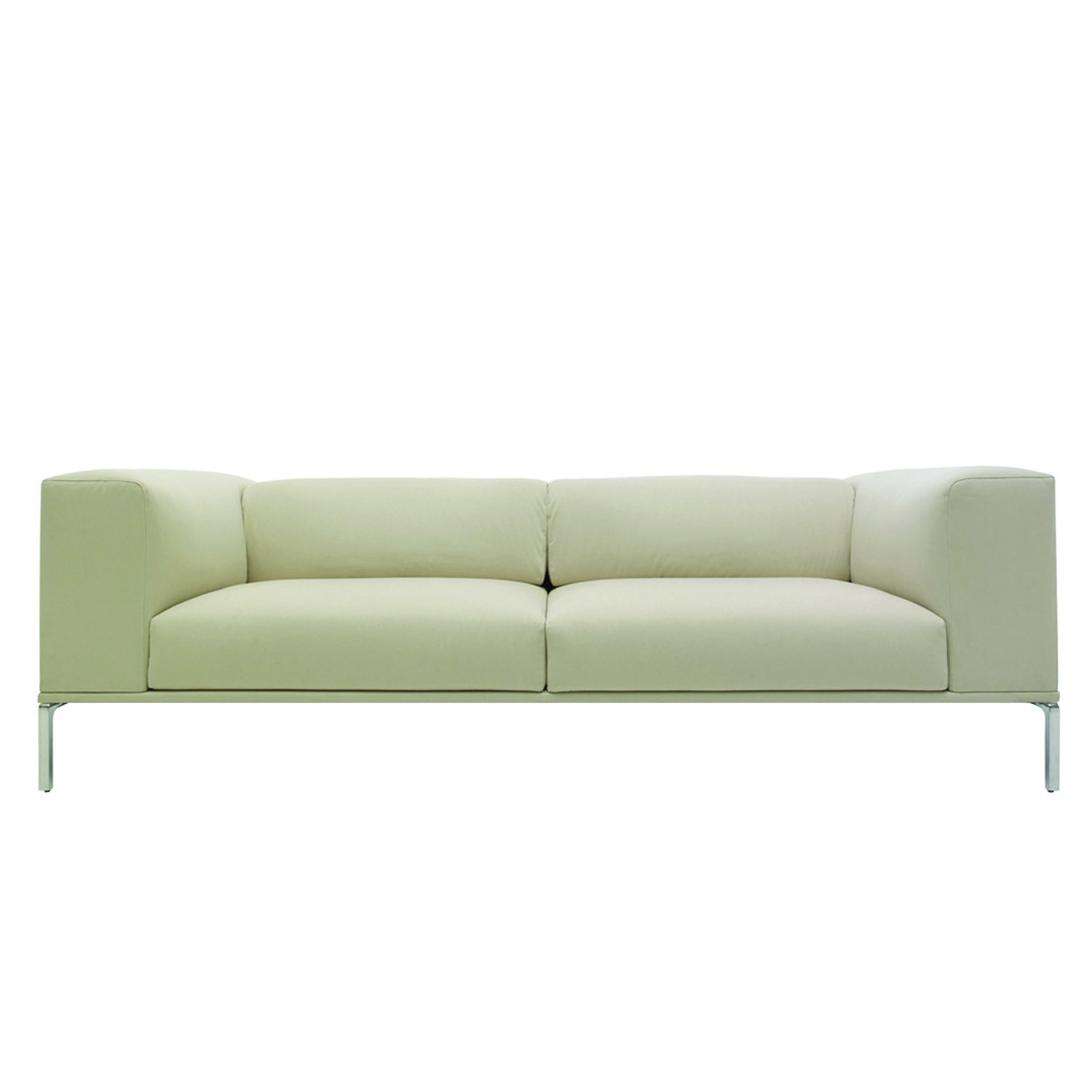 191 Moov Sofa WhiteLow Back