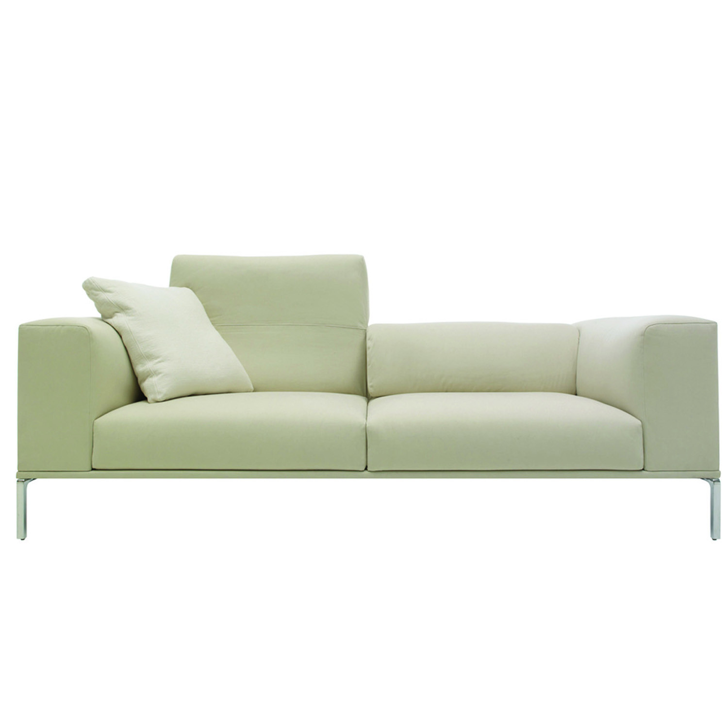 191 Moov Sofa White One High Back Cushion
