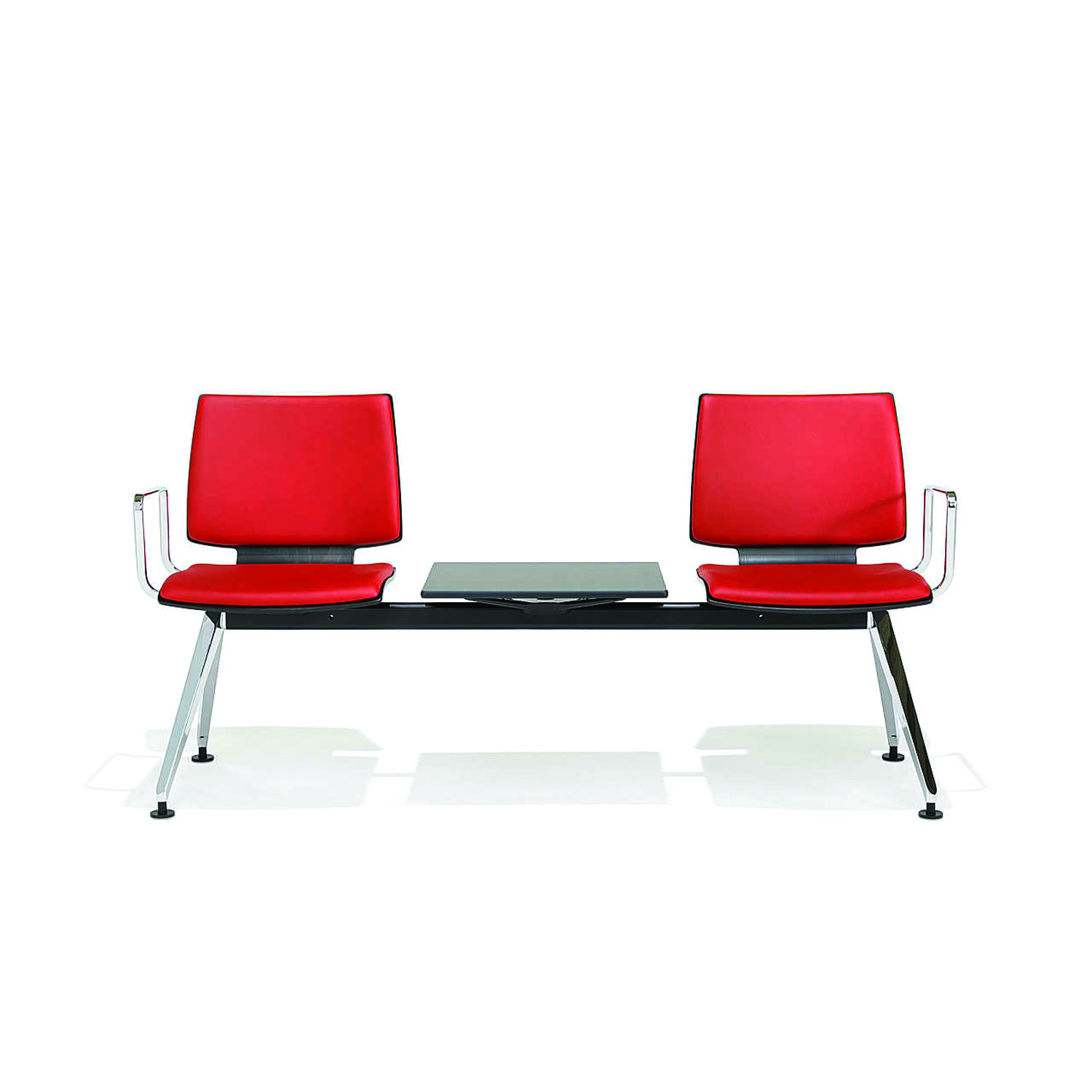 2100 Uni_Verso Bench with middle table top