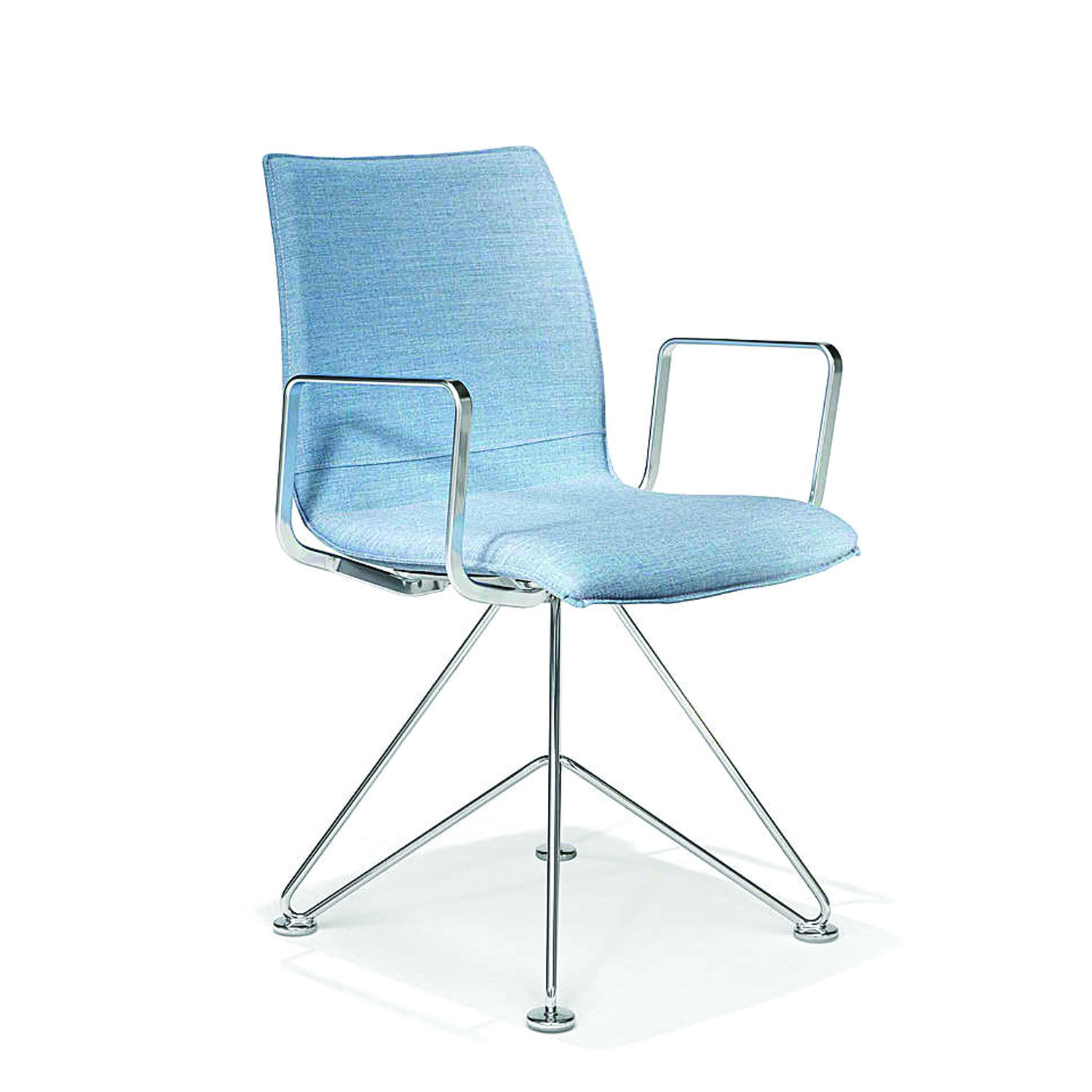 2100 Uni_Verso Wired Base Armchair