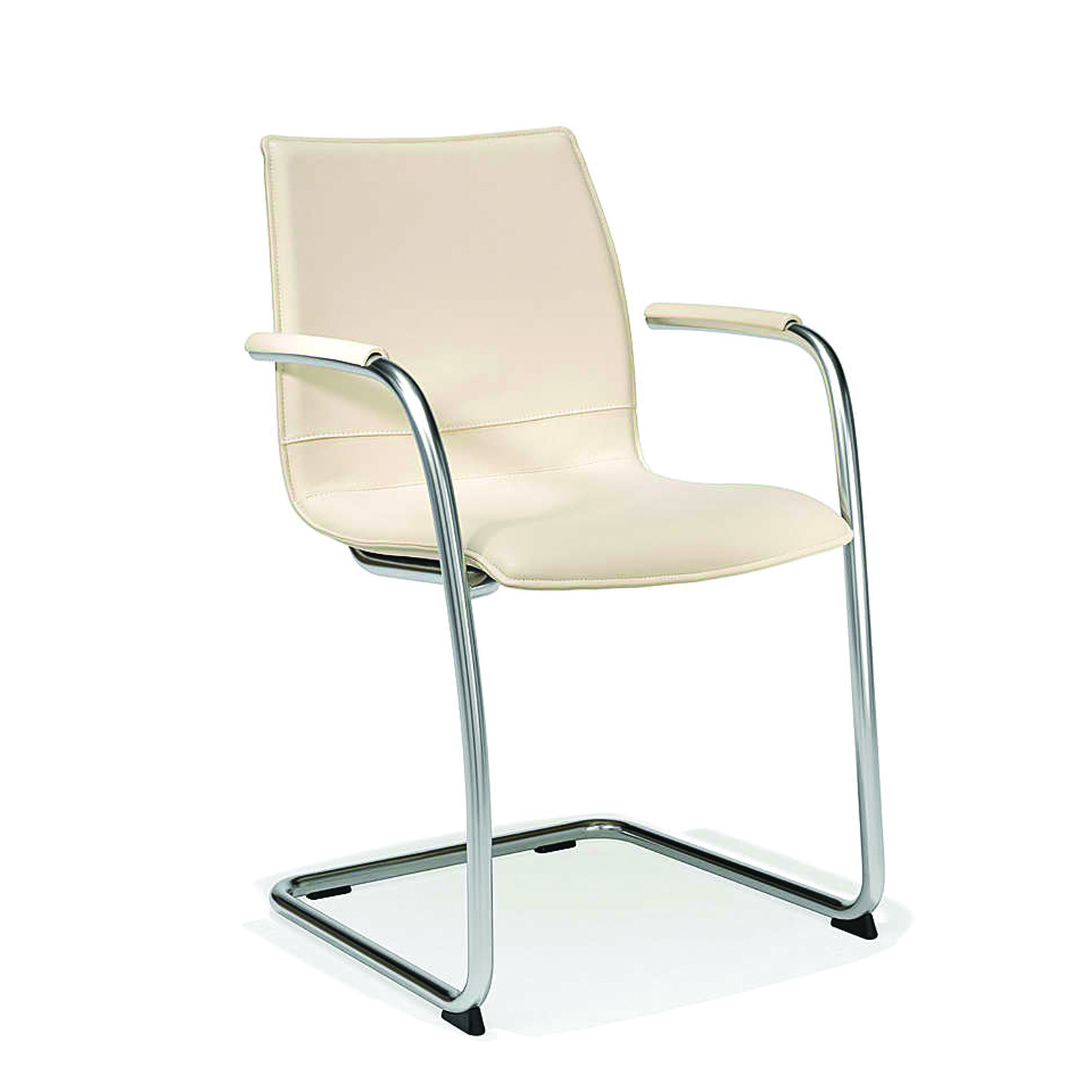 2100 Uni_Verso Cantilever Base with armrests