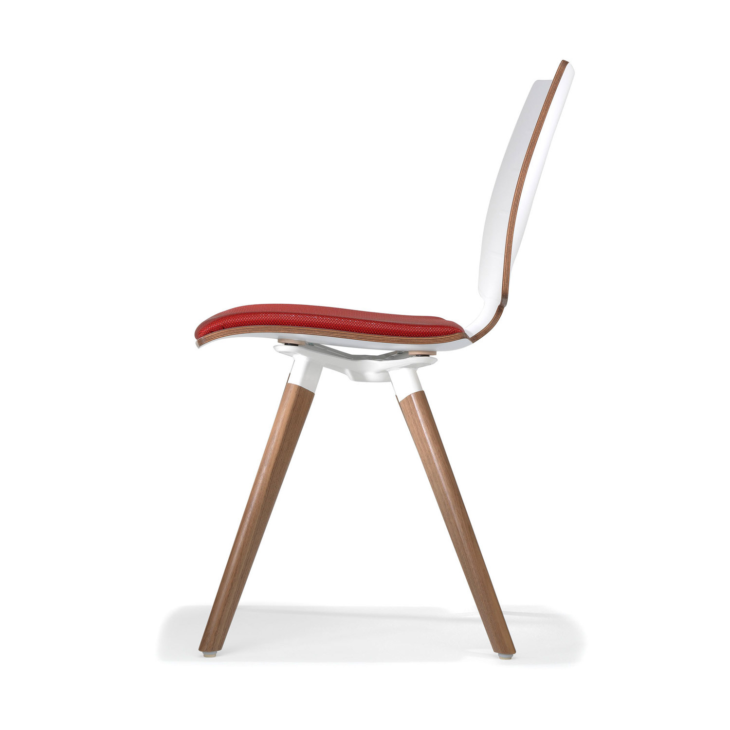 2180 Uni_Verso Wooden-Framed Cafe Chair