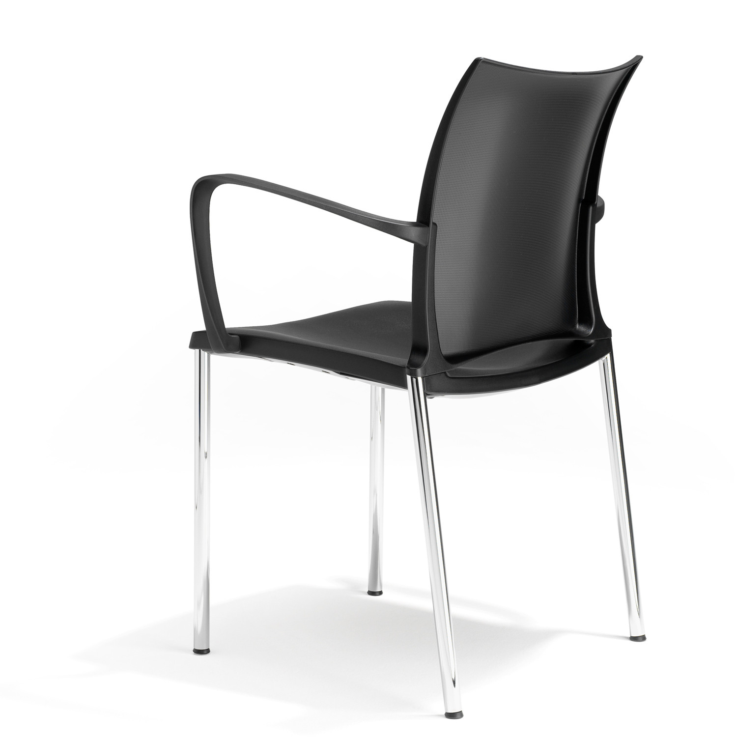 Hola Chair with armrests