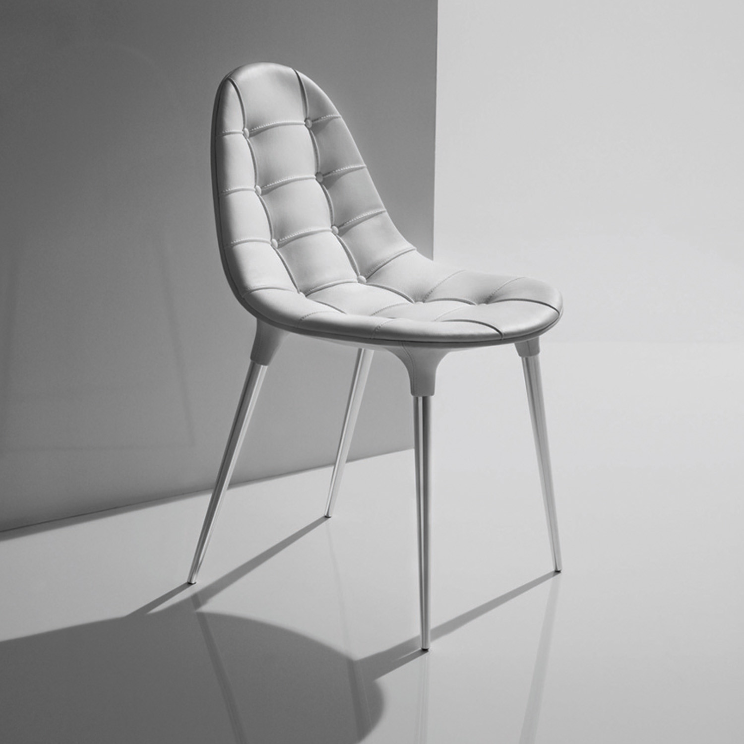 245 Caprice Chair White