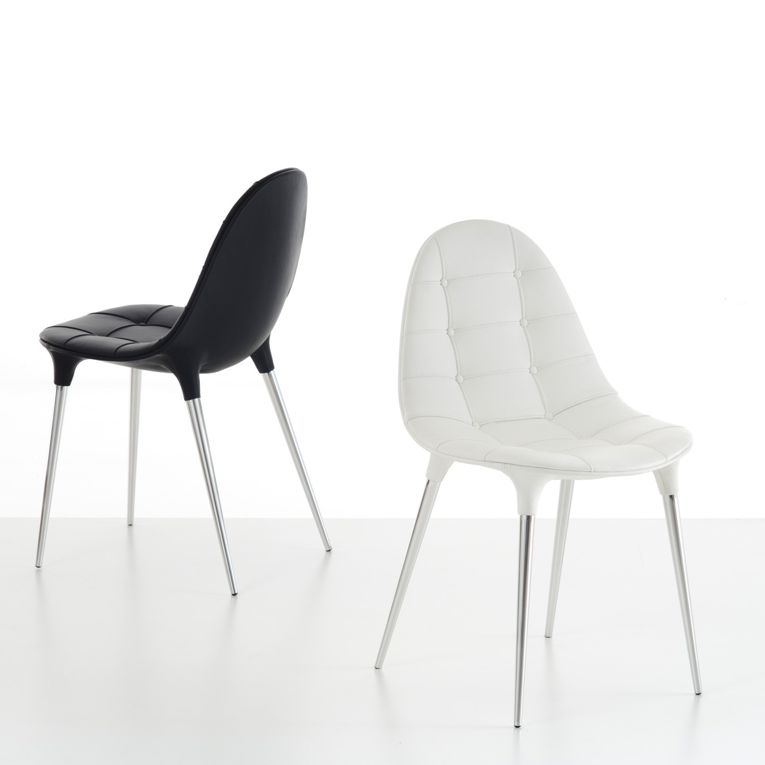 245 Caprice Chairs by Cassina