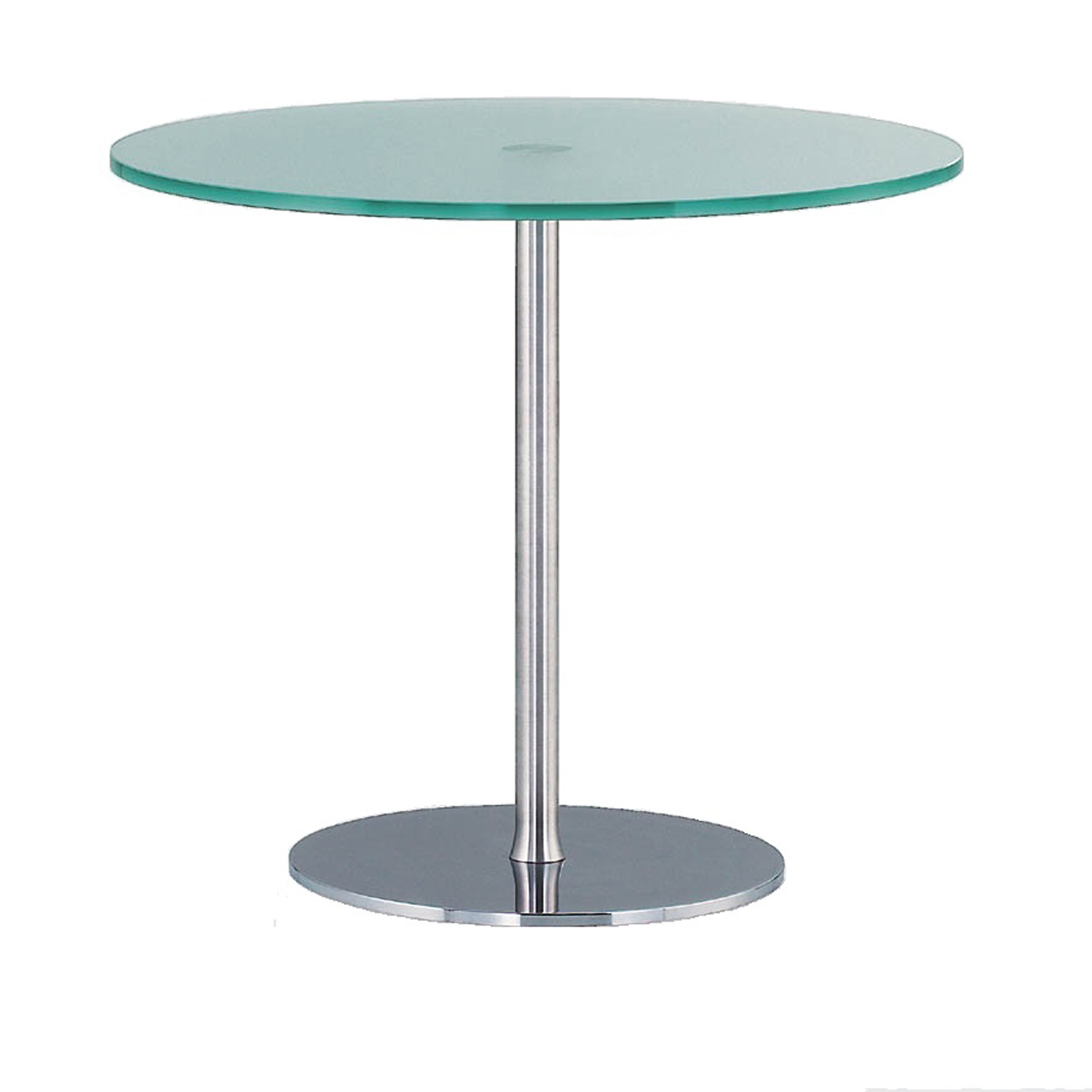 3060 Round Cafe Table in ESG Safety Glass