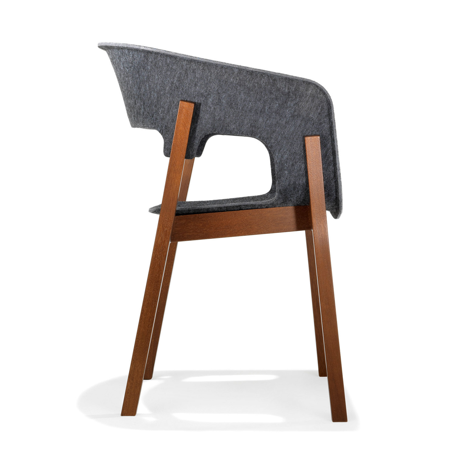 3000 Njord Wooden Armchair