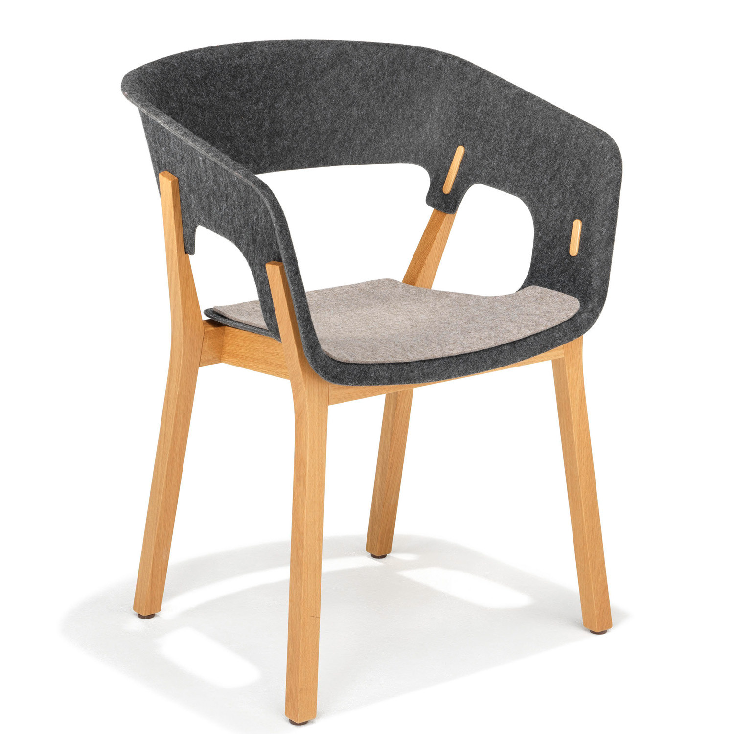 3000 Njord Armchair with seat pad