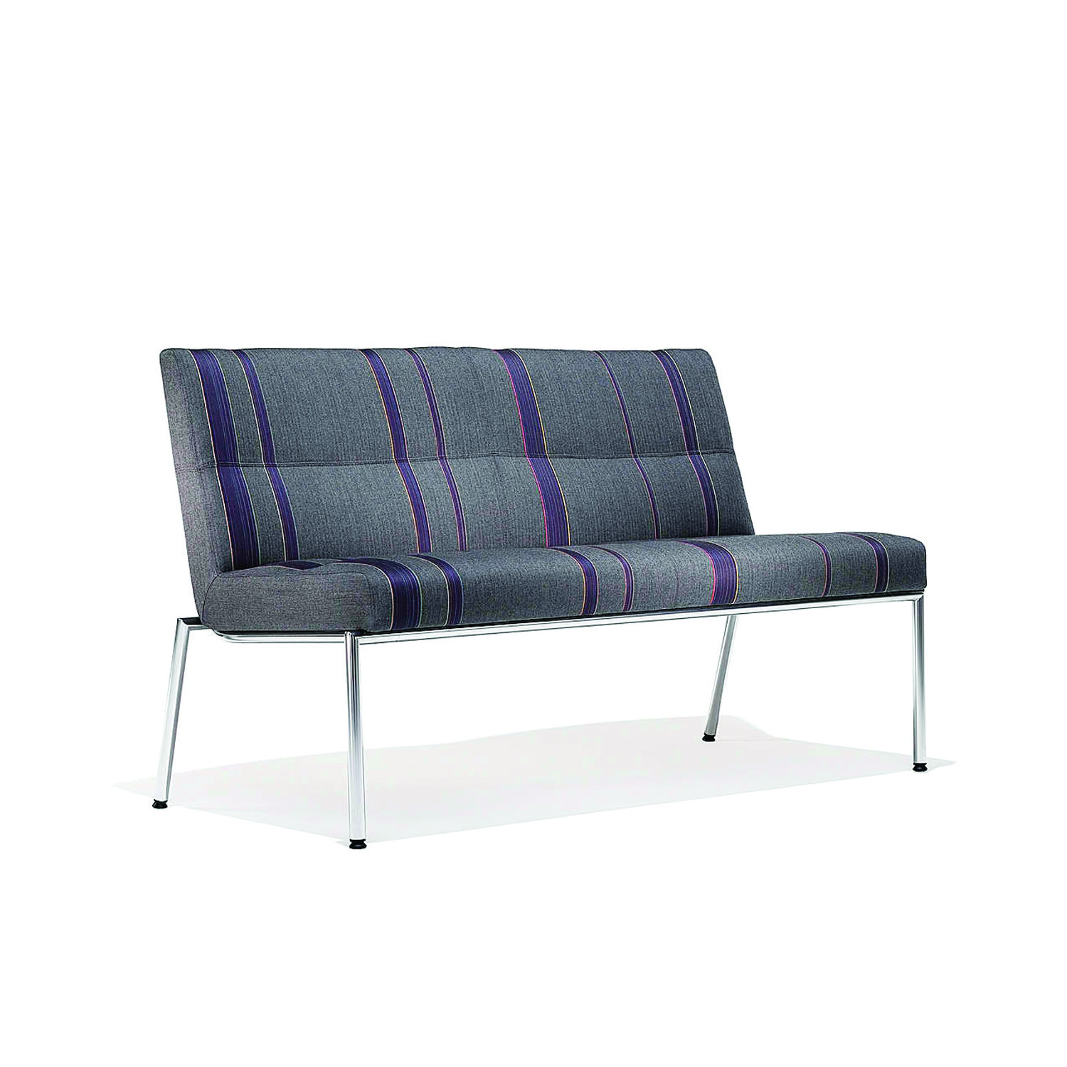 3150 Scorpii Reception Bench with Backrest