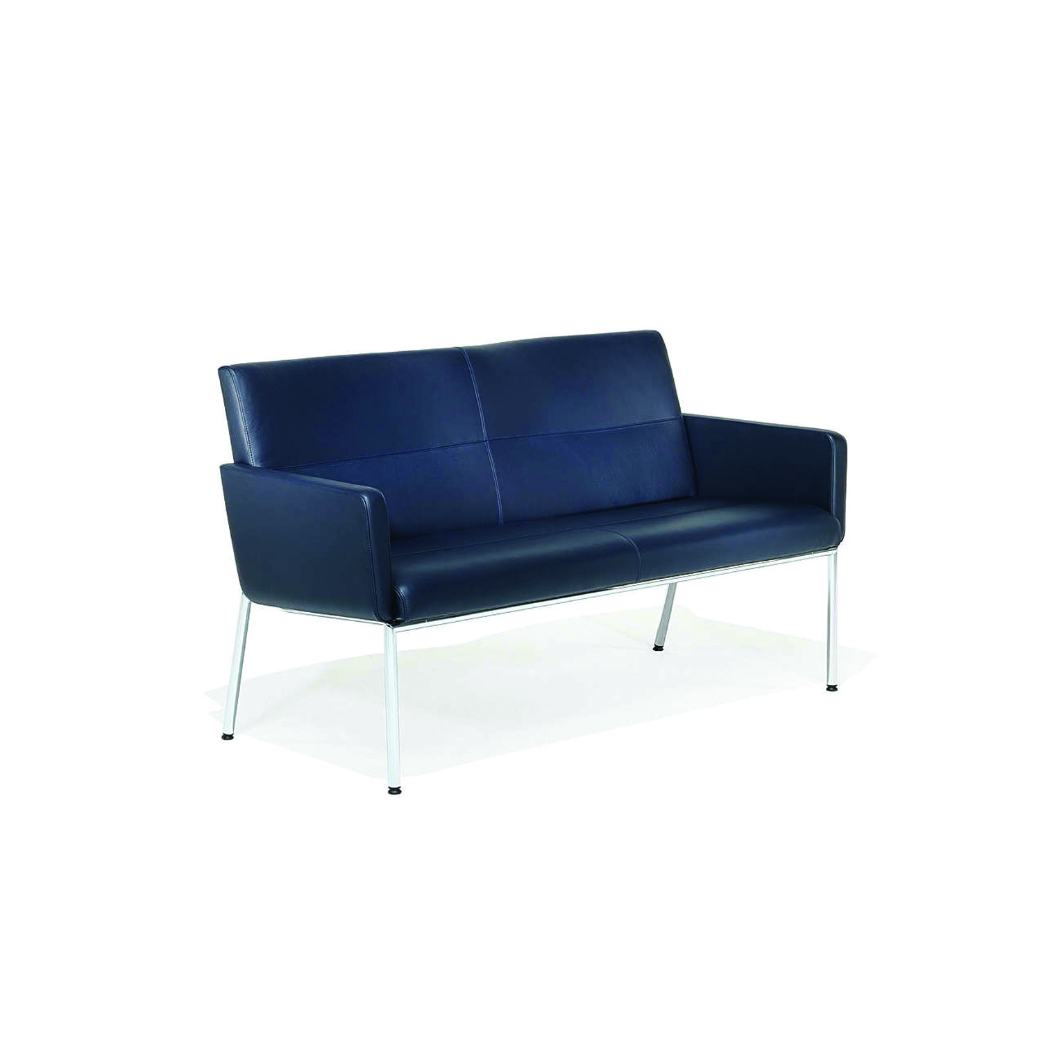 3150 Scorpii Reception Sofa with armrests