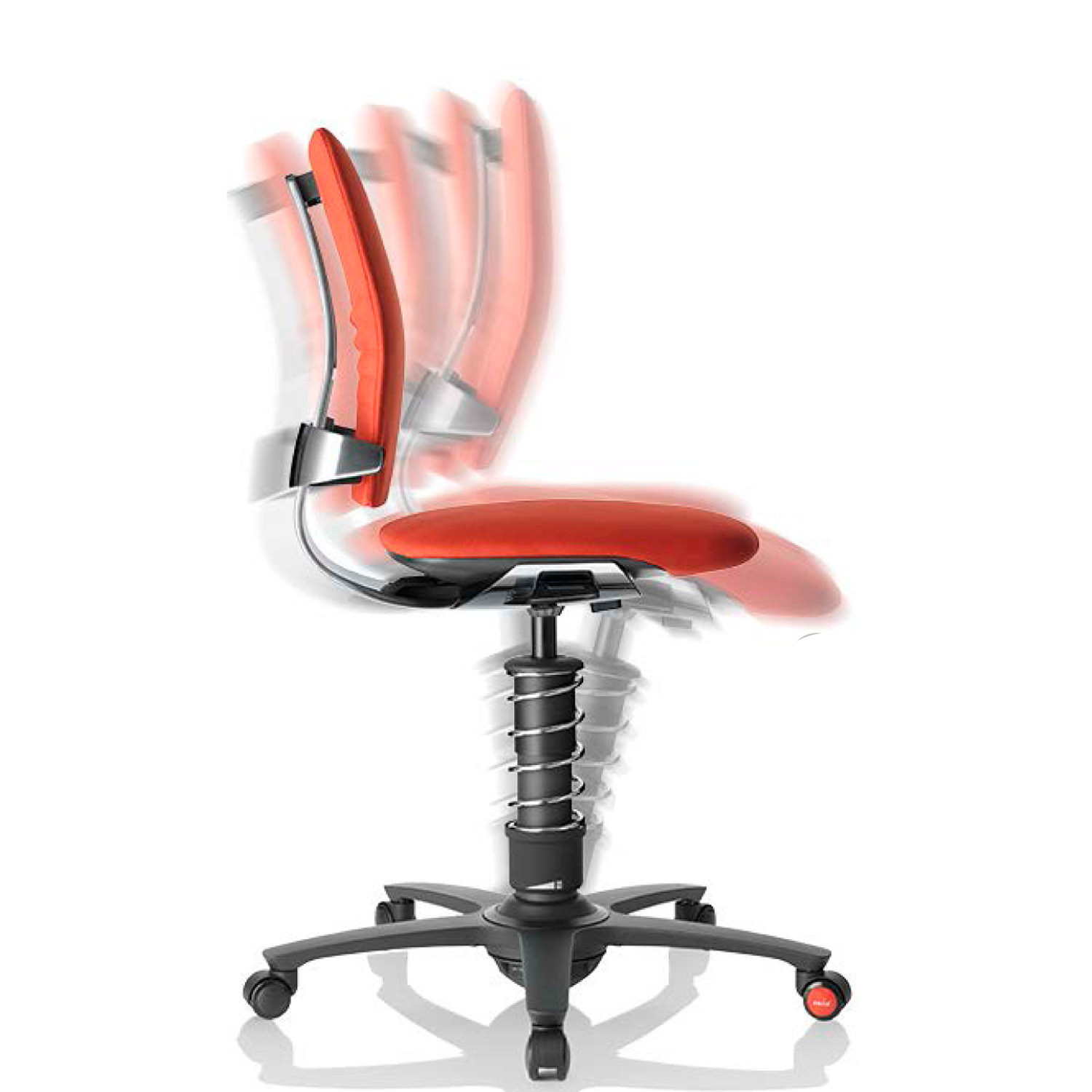 3Dee Chair 360° Pivot Movement