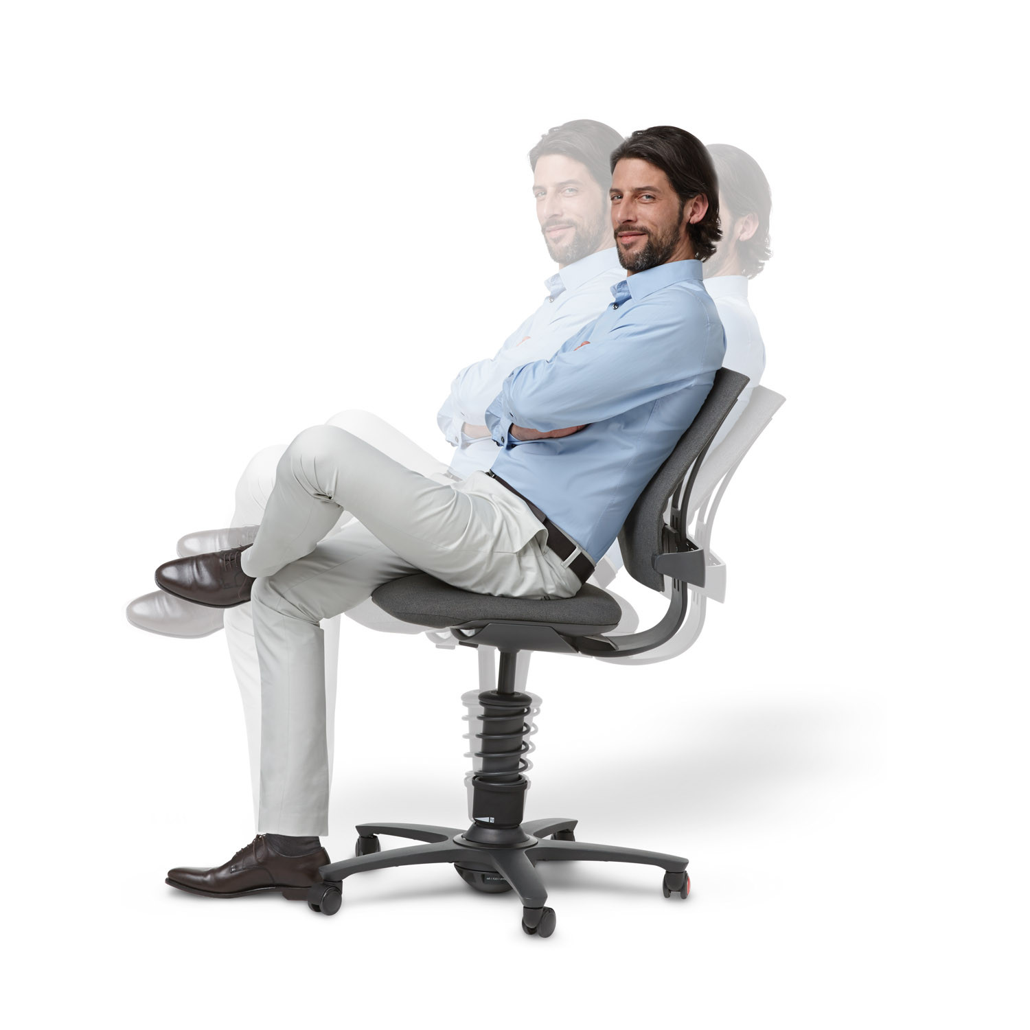 3Dee Office Chair for Agile Working