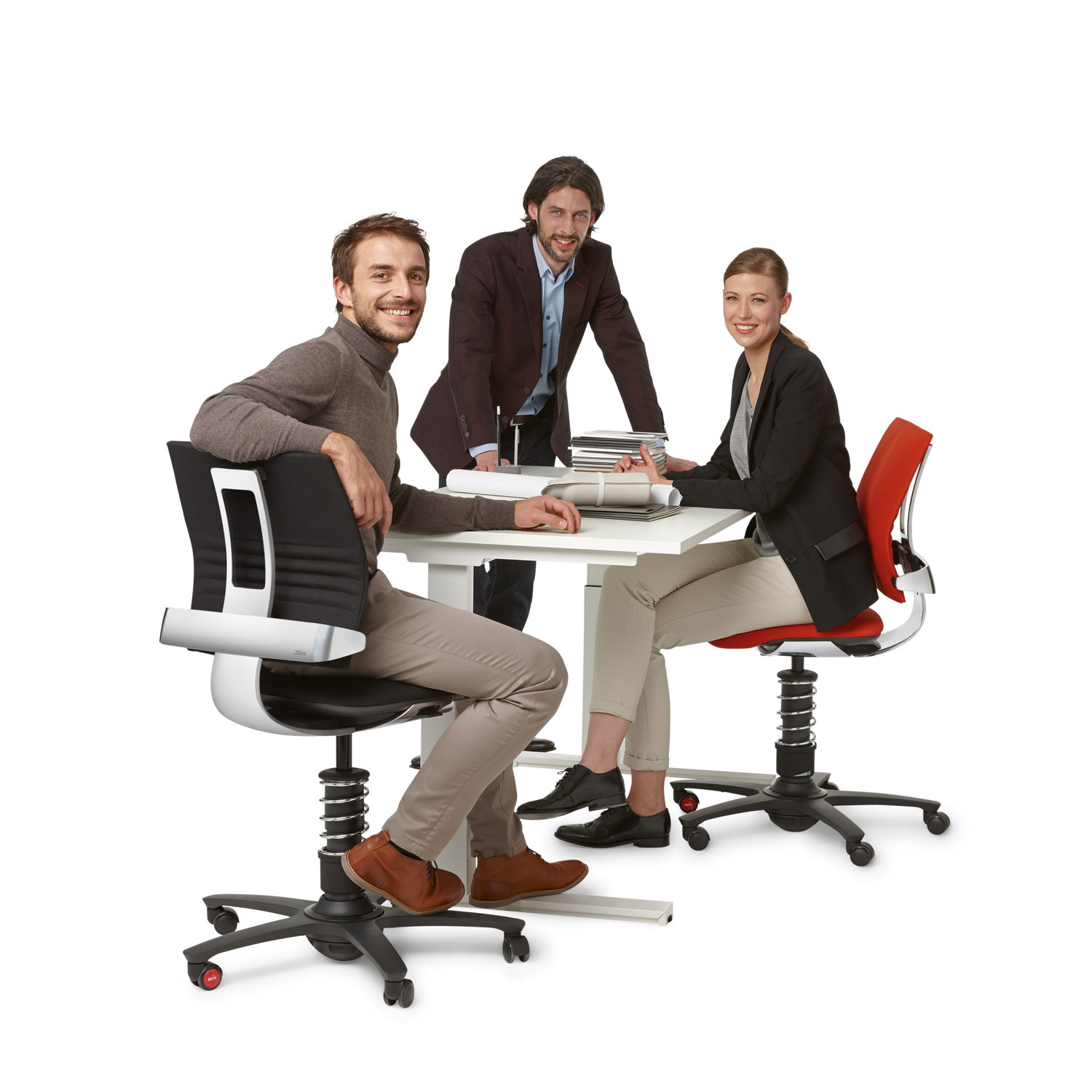 3Dee Active Office Chairs