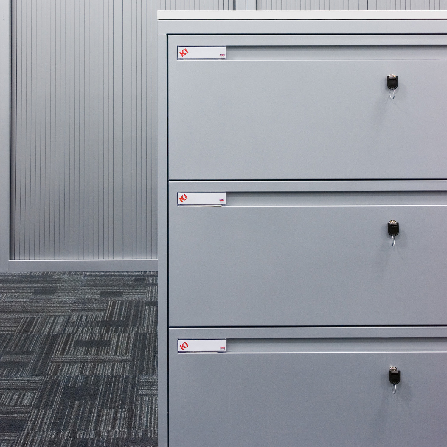400 Series Office Chest of Drawers