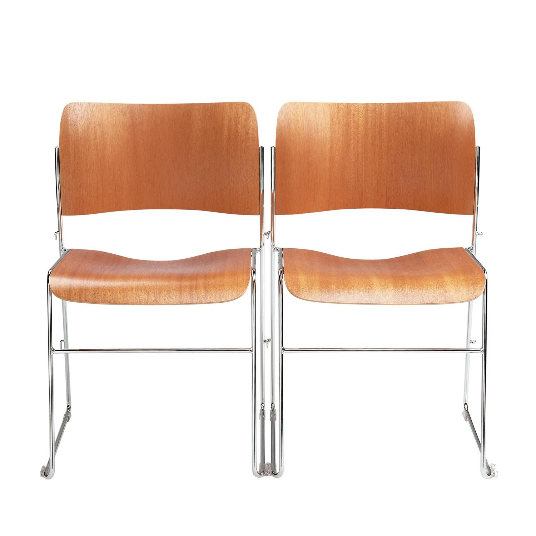 40/4 Chair in Veneer
