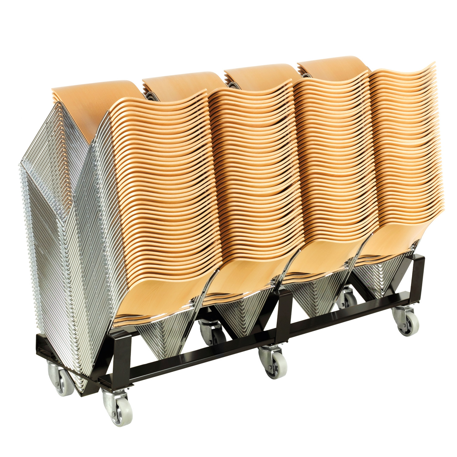 40/4 Compact Stacking Chairs