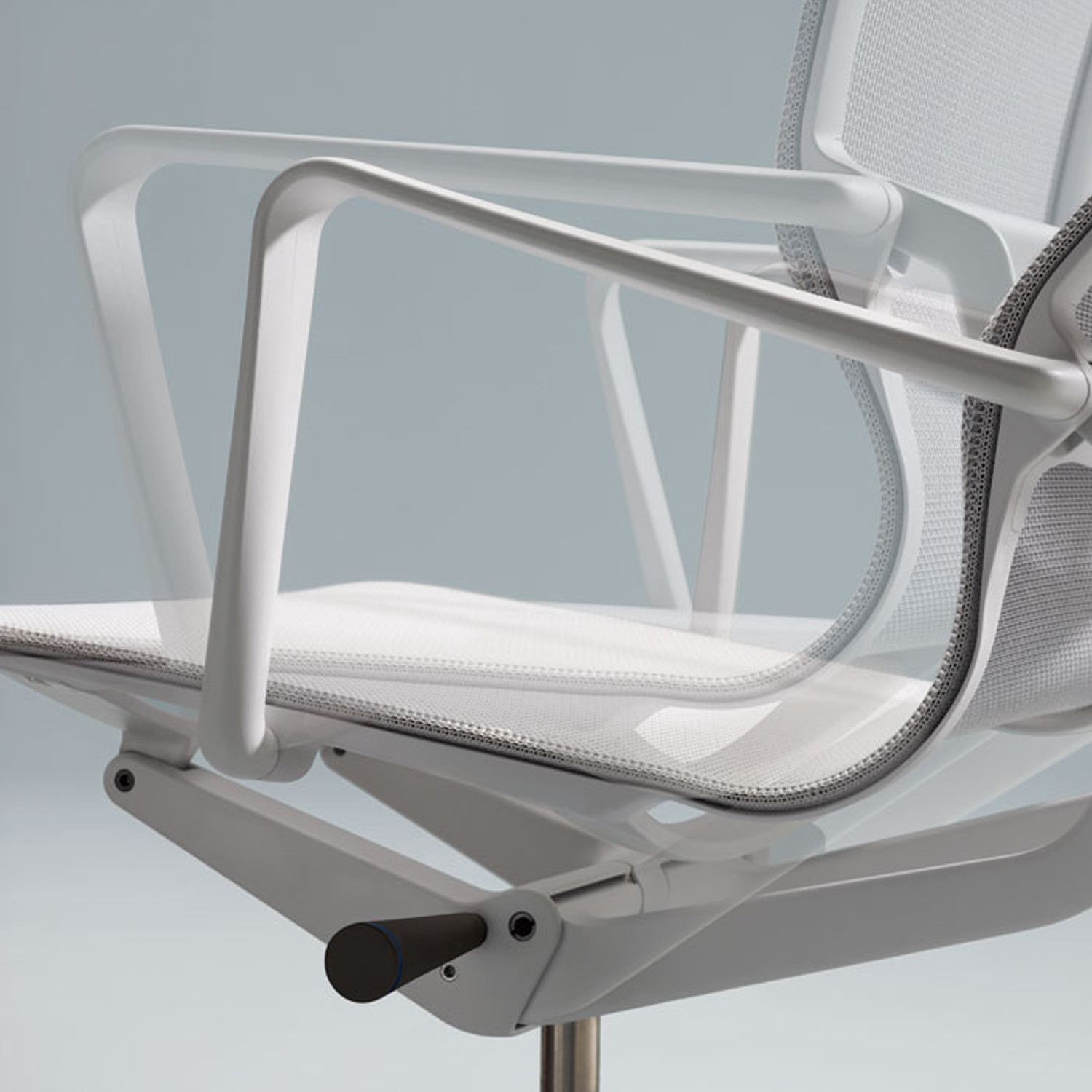 Vitra Physix Chair Tilt Mechanism