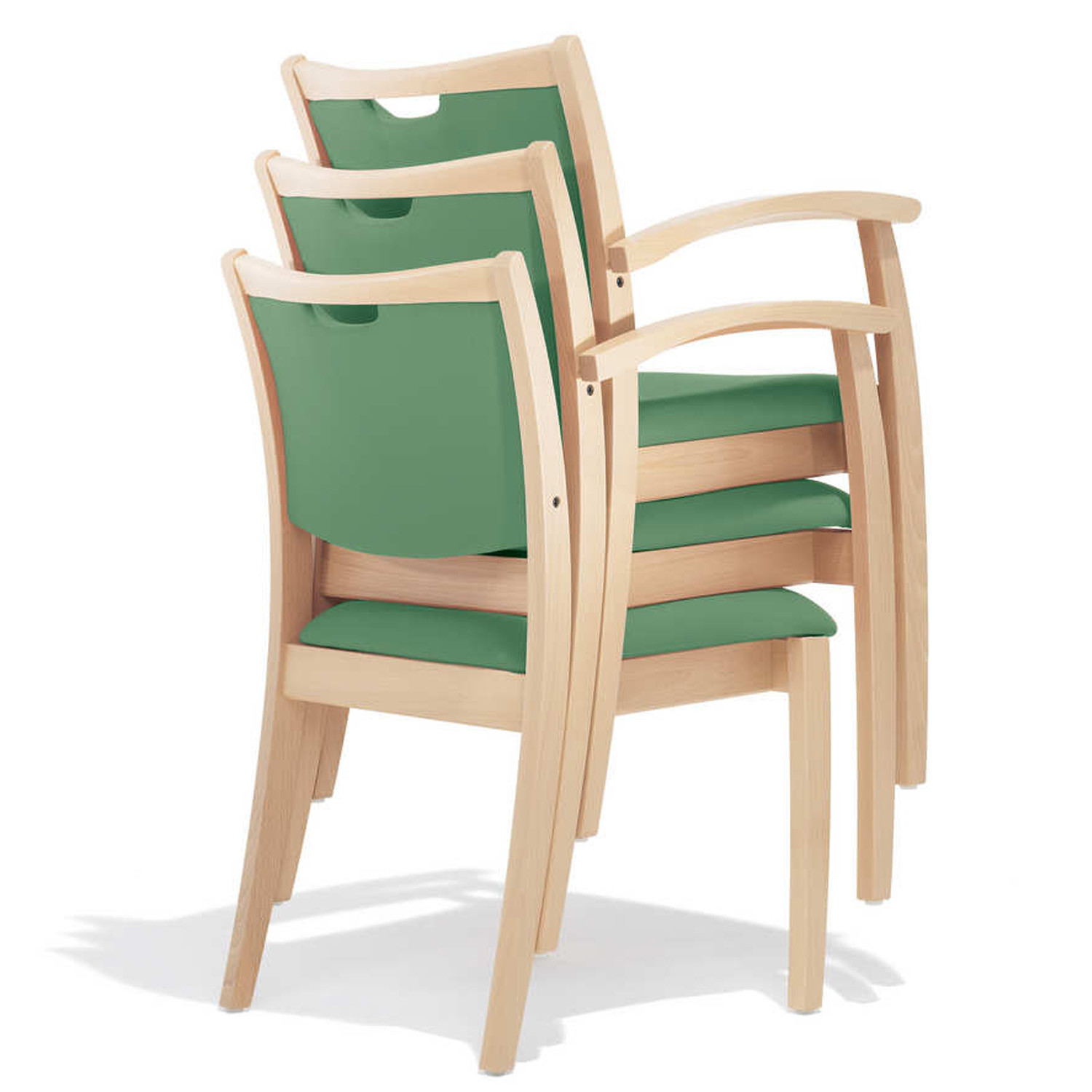 5100 Vino Stacking Armchair