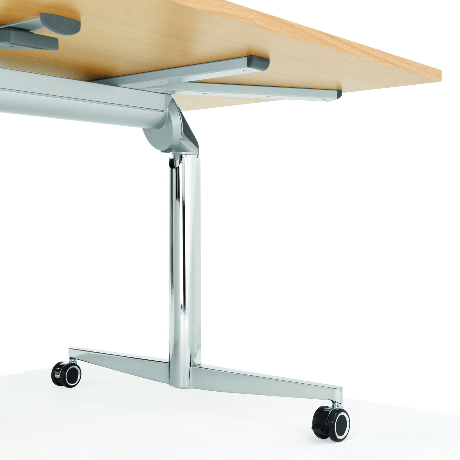 6000 San_Siro Table Series - folding system detail