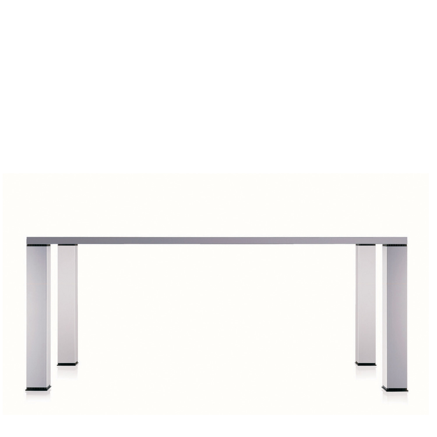 Palette Meeting Table with square legs